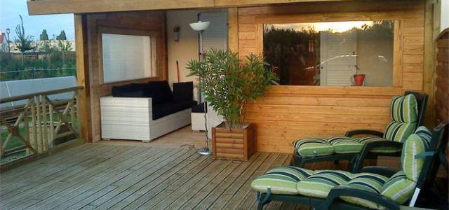 nettoyer sa terrasse au vinaigre blanc astuce pour. Black Bedroom Furniture Sets. Home Design Ideas