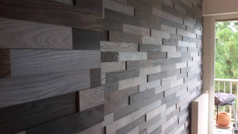 Habillage De Mur Intérieur habiller un mur intérieur : nouveau produit : parement